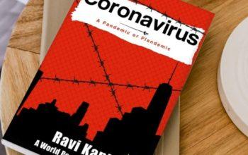 coronavirus book by Ravi Kant