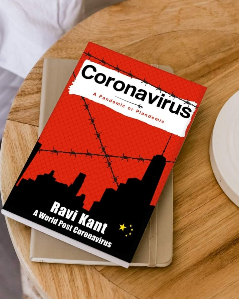 Coronavirus : A Pandemic or Plandemic Book Review